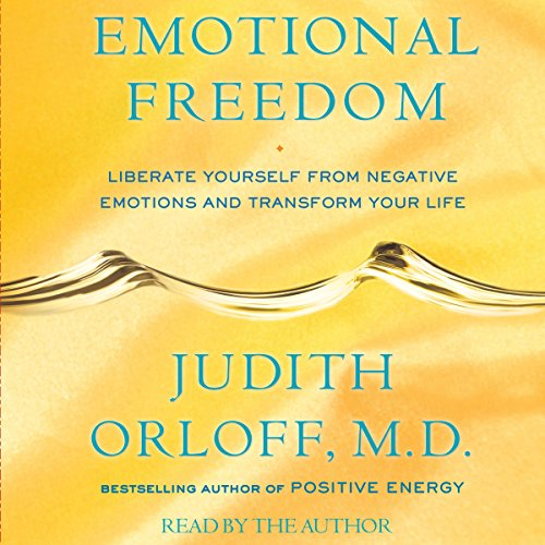 Emotional Freedom audiobook cover art