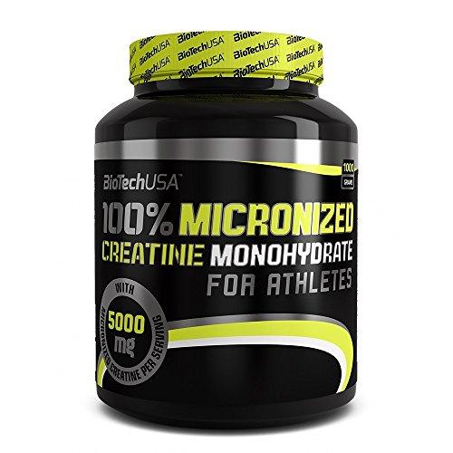 Biotech USA 100% Creatine Monohydrate - 1 kg