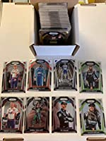 2020 Panini Prizm Racing (Nascar) Complete Hand Collated 100 Card Trading Card Set With the 10 Photo Variants, Stained Glass, Velocity, Power Train and 21 Rookie Cards. Incudes drivers Hailie Deegan, Derek Kraus, Tanner Gray, Jesse Little, Brittney Zamora