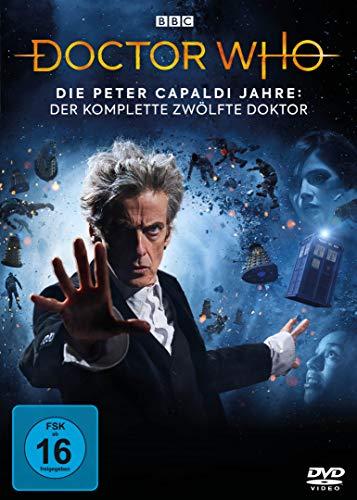 Doctor Who – Die Peter Capaldi Jahre: Der komplette 12. Doktor LTD.