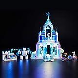 LIGHTAILING Set di Luci per (Princess Castello) Modello da Costruire - Kit Luce LED Compat...