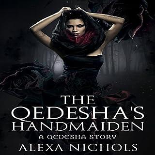The Qedesha's Handmaiden audiobook cover art