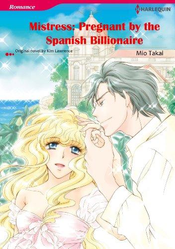 Mistress: Pregnant by The Spanish Billionaire: Harlequin comics (English Edition)