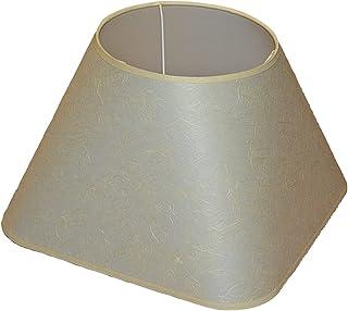 Abażur 300x300x180x190 mm podstawa dolna x średnica górna x wysokość   Trapez   Papier ryżowy różne kolory   Pod oprawkę E...