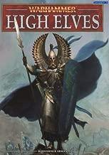 Best warhammer high elves army book Reviews