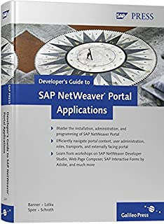 Developer's Guide to SAP NetWeaver Portal Applications