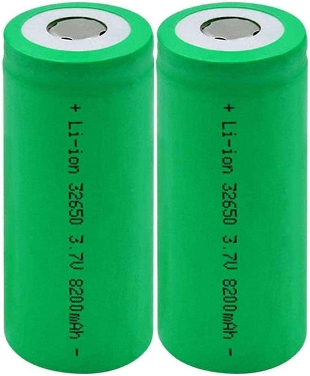 Li-Ion Battery 3.7V 8200 Mah Max 87% OFF price Bat High 32650 Rechargeable Current