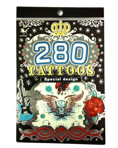 280 Tatouage Temporaire - M Style