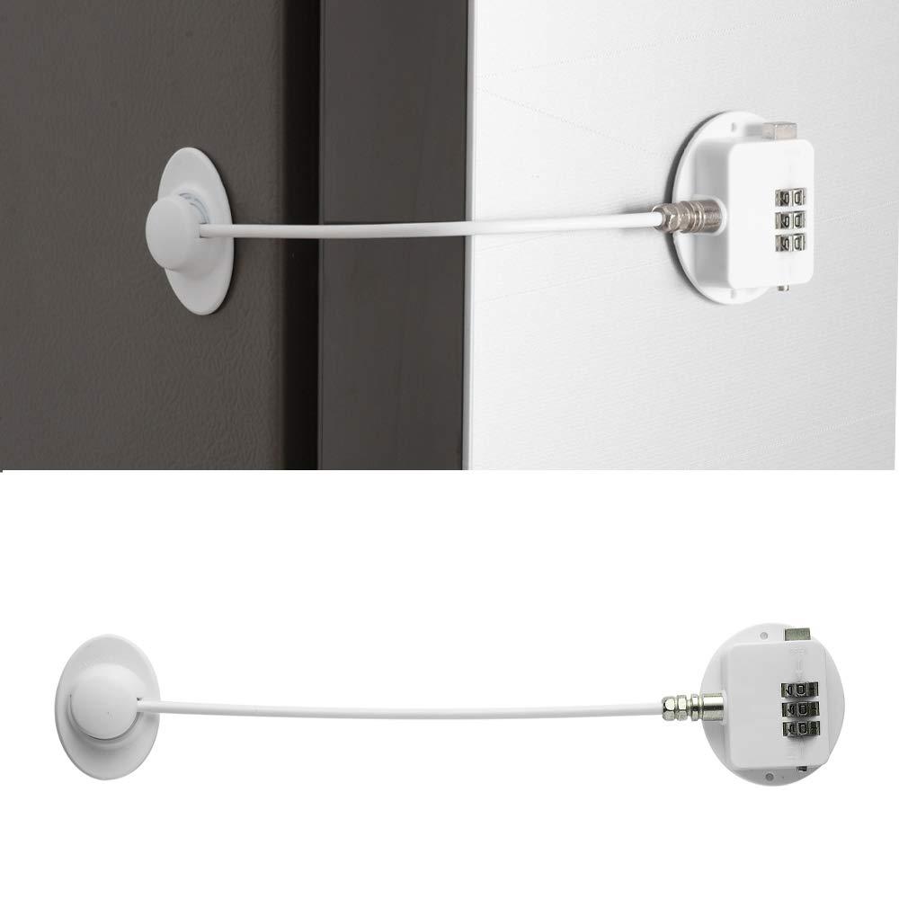HoneSecur Combination Refrigerator Lock Tampa Mall Freezer Chi Keyless Portland Mall