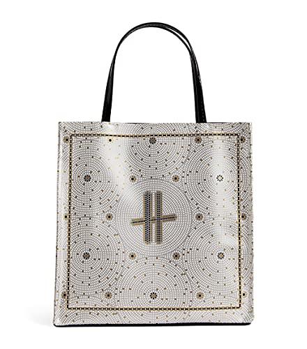 harrods 16468581 - Small Mosaic Floor Shopper Bag - Limited Edition