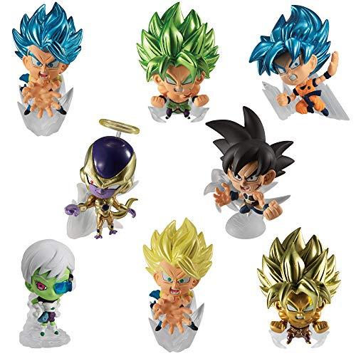 Ensemble de 3 Wave 15 Bandai Dragon Ball Stars
