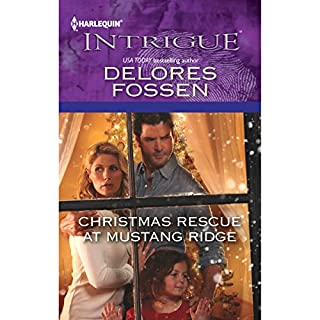 Christmas Rescue at Mustang Ridge cover art