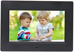 SPFDPF Digital Photo Frame 7 inch Electronic Photo Frame Advertising Machine Support Video Music Picture Playback
