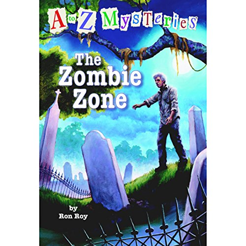 A to Z Mysteries: The Zombie Zone                   By:                                                                                                                                 Ron Roy                               Narrated by:                                                                                                                                 David Pittu                      Length: 1 hr and 1 min     30 ratings     Overall 3.7