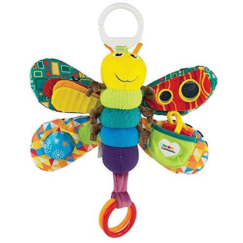 Yissma Baby Babyplüschspielzeug und Armbänder Handgelenkspielzeug Greiflinge Babyrasseln für Babyspielzeug Plüschtiere Lernspielzeug Baby