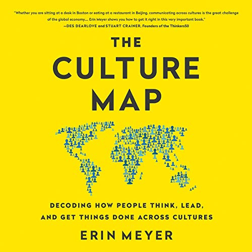 The Culture Map cover art