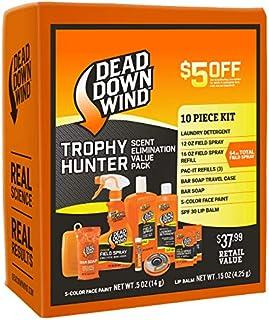 Dead Down Wind Trophy Hunter Kit – Scent Elimination for...