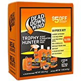 Dead Down Wind Trophy Hunter Kit   10 Piece   Hunting Accessories   Odor...