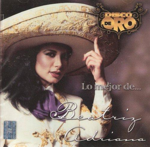 Beatriz Adriana Disco De Oro Lo Mejor