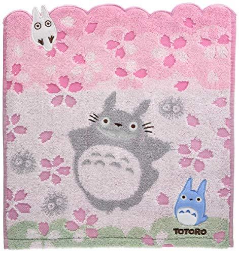 Ghibli My Neighbor Totoro Hanarashi Sakura Bloom - Toalla de baño
