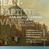Conciertos para clarinete, oboe y fagots