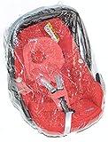 Protector de lluvia Compatible con Maxi Cosi Cabrio Fix asiento de coche (228)