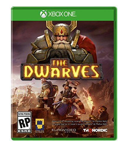 of bandai psp rpgs dec 2021 theres one clear winner The Dwarves (Xbox One) - Xbox One