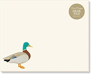 Duck Designer Desk/Mouse Pad Premium Quality 50 Tear Off Sheets, 7.25 x 9 inches to Do List Organization Scheduling Appoin...