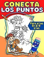 Conecta Los Puntos Para Niños de 6-8 años: libro de actividades para niños y niñas, une los puntos, libro de colorear para infantiles de 4 a 8 años 6 a 8 años Del 1 al 100 puntos para niños divertido y educativo