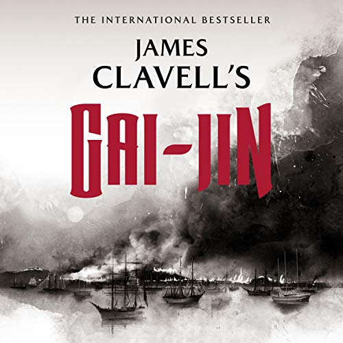Gai-Jin Audiobook By James Clavell cover art