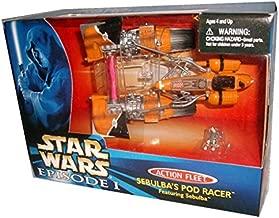 Star Wars Episode I: Action Fleet - Sebulba's Pod Racer Featuring Sebulba
