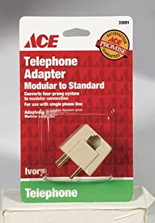 Ace Standard To Modular Telephone Adapter (33001)