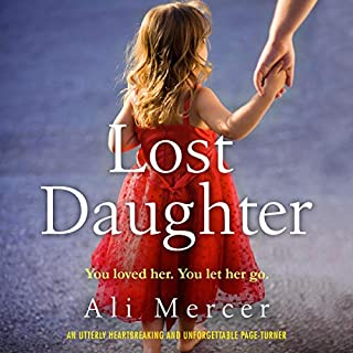 Lost Daughter audiobook cover art