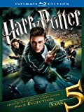 Harry Potter & The Order of the Phoenix [USA] [Blu-ray]