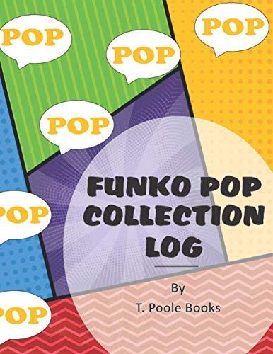 My Funko Pop Collection Log: A handy system for organizing and keeping track of your treasured Pop collection.