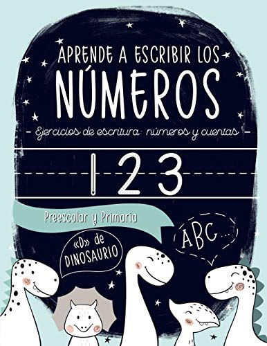 Aprende escribir números: Ejercicios escritura: números