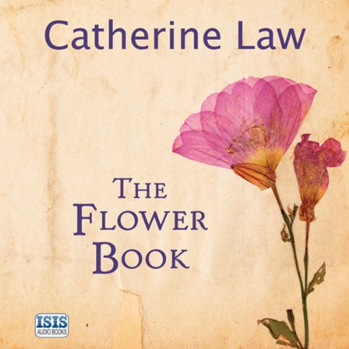 The Flower Book audiobook cover art