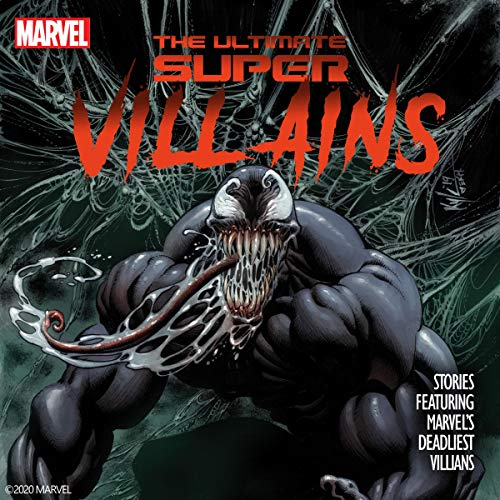 The Ultimate Super Villains cover art