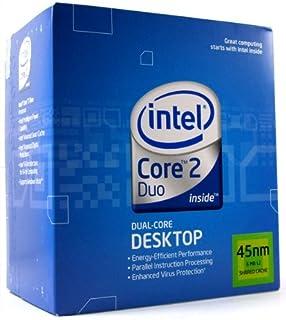 Intel BX80570E840 Core 2 Duo E8400 Desktop Processor