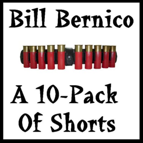 A Ten-Pack of Shorts audiobook cover art