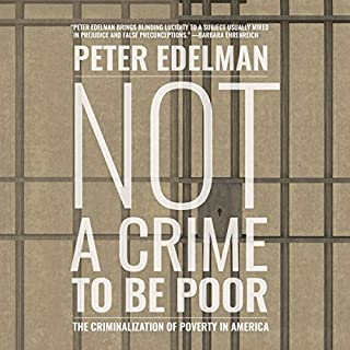 Not a Crime to Be Poor audiobook cover art