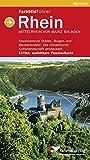 Farbbildführer Rhein (deutsche Ausgabe) Mittelrhein von Mainz bis Köln