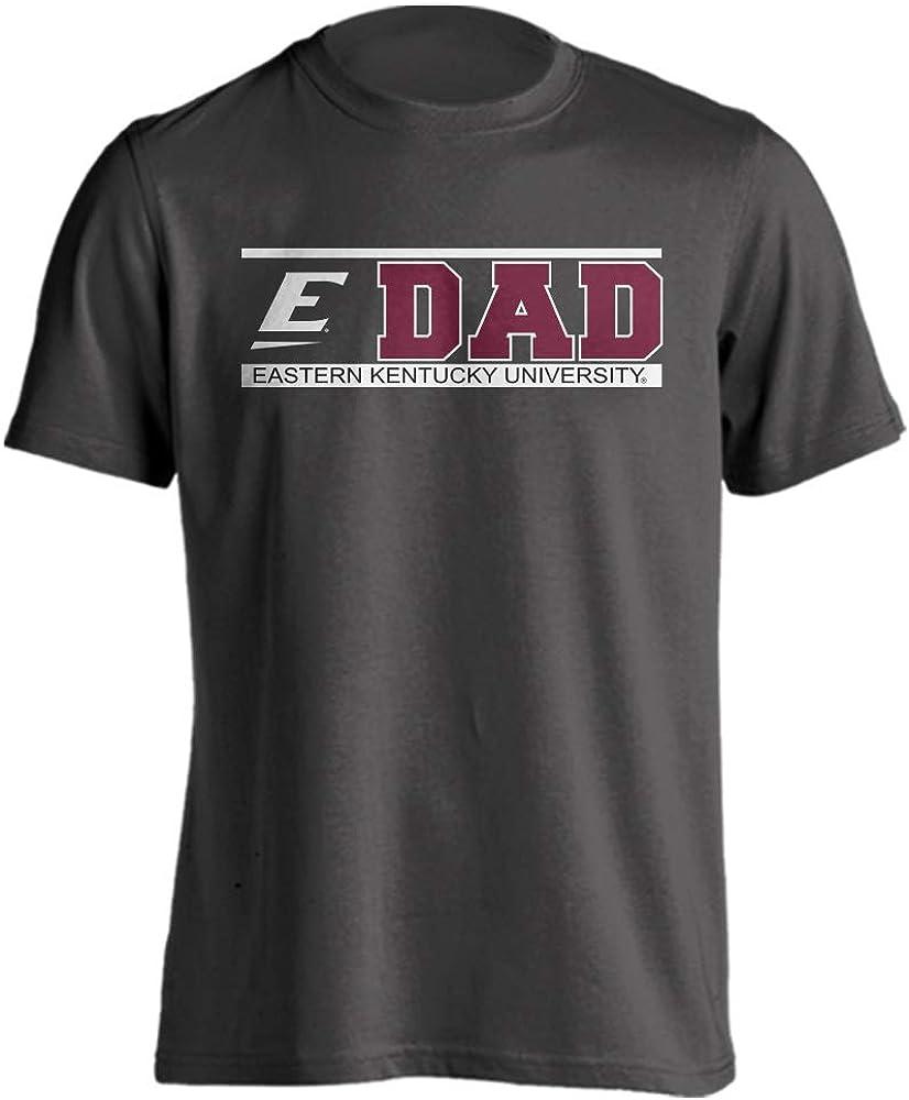 Eastern 1 year warranty Kentucky University Colonels EKU Proud Dad Short Surprise price Parent