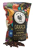 Etnia 52 - Oaxaca (Intenso), Mexican Whole Bean Coffee, 1 lb. or 16oz, Kosher Certified (KMD), Made in Mexico, Includes Ebook Recipe Link