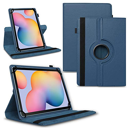 NAUC Schutzhülle kompatibel für Samsung Galaxy Tab Tablet Serie Tasche Hülle Hülle 360° Drehbar, Tablet :Samsung Galaxy Tab A7 10.4 Zoll