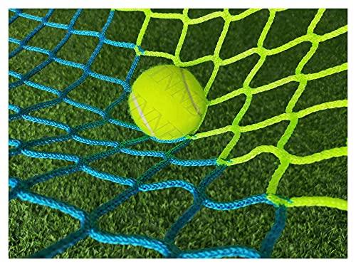 AEINNE Red para tenis y fútbol, portería de fútbol, portería de fútbol, repuesto para portería de fútbol, portería de fútbol, barrera de seguridad, red de entrenamiento, redes de jardín
