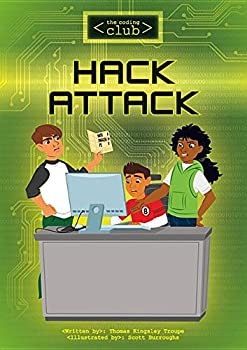 Hack Attack - Book  of the coding club