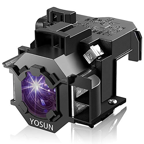 YOSUN v13h010l41 Projector lamp for epson elplp41 powerLite Home Cinema s5 s6 s6+ 77c 78 ex21 ex30 ex50 ex70 eb-s62 EMP-s5 h283a h284a Replacement Projector Bulb