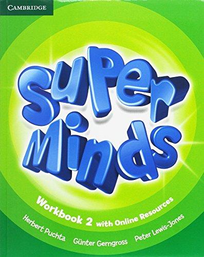Super Minds Level 2 Workbook Pack with Grammar Booklet