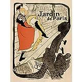 Wee Blue Coo Gardens Paris Jane Avril Toulouse- Lautrec
